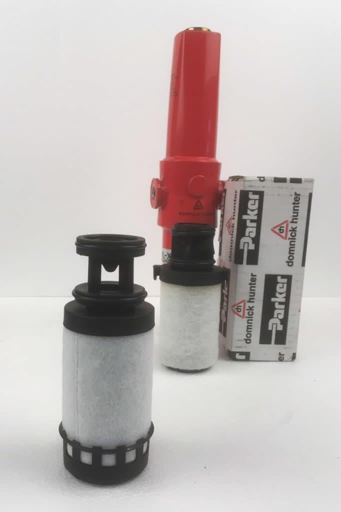 Domnick Hunter Oil-X Evolution Filters, Alternate