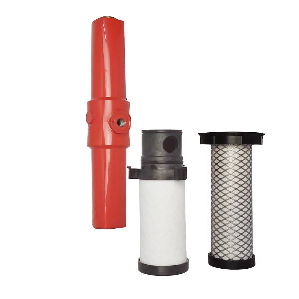 EKO element DH G2 for Domnick Hunter Oil-X Evolution filter housing